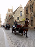 carriages of bruge